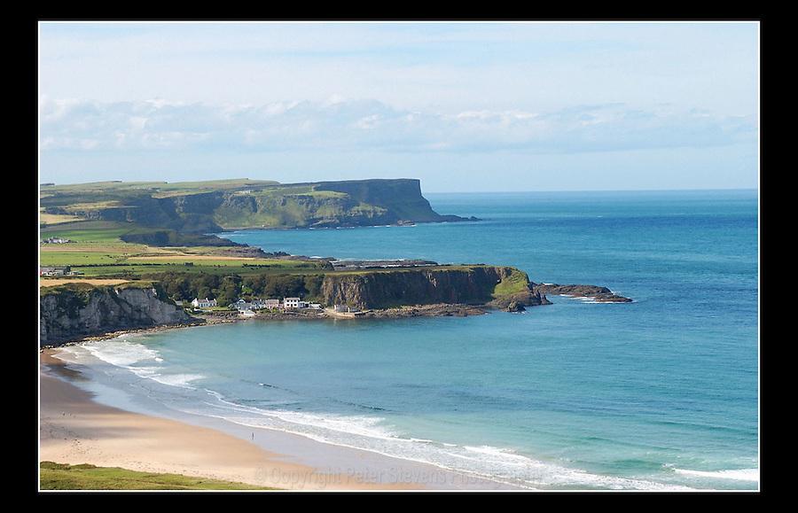 Whitepark Bay, County Antrim, Northern Ireland
