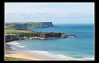 Whitepark Bay, County Antrim, Northern Ireland