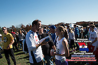 Class 4 Girls-Postrace 2013 MO State XC