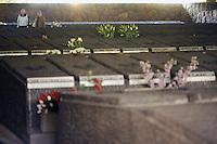 Roma, 22 Marzo 2012. in memoria dei Martiri del Nazifascismo e della strage delle Fosse Ardeatine avvenuta il 24 Marzo 1944