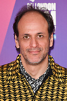 director, Luca Guadagnino at the London Film Festival 2017 photocall for the film &quot;Call Me by Your Name&quot; at the Mayfair Hotel, London, UK. <br /> 09 October  2017<br /> Picture: Steve Vas/Featureflash/SilverHub 0208 004 5359 sales@silverhubmedia.com