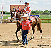 Thirteen Arrows winning at Delaware Park on 7/17/14