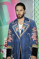 NEW YORK, NY-August 01`: Jared Leto at Warner Bros. Pictures & DC, Atlas Entertainment  presents the World Premiere of Suicide Squad  at the Beacon Theatre in New York. NY August 01, 2016. Credit:RW/MediaPunch