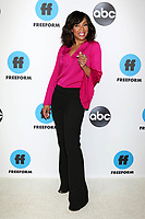 LOS ANGELES - FEB 5:  Wendy Raquel Robinson at the Disney ABC Television Winter Press Tour Photo Call at the Langham Huntington Hotel on February 5, 2019 in Pasadena, CA.<br /> CAP/MPI/DE<br /> ©DE//MPI/Capital Pictures
