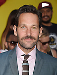 WESTWOOD, CA - AUGUST 09: Actor Paul Rudd arrives at the Premiere Of Sony's 'Sausage Party' at Regency Village Theatre on August 9, 2016 in Westwood, California.