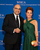 Ali Velshi and Stephanie Ruhle arrive for the 2019 White House Correspondents Association Annual Dinner at the Washington Hilton Hotel on Saturday, April 27, 2019.<br /> Credit: Ron Sachs / CNP<br /> <br /> (RESTRICTION: NO New York or New Jersey Newspapers or newspapers within a 75 mile radius of New York City)
