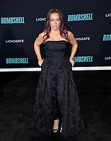 "LOS ANGELES, USA. December 11, 2019: Alyssa Milano at the premiere of ""Bombshell"" at the Regency Village Theatre.<br /> Picture: Paul Smith/Featureflash"