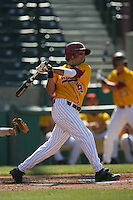 March 16 2009: Cam Walters of the Winthrop Eagles during game against the USC Trojans at Dedeaux Field in Los Angeles,CA.  Photo by Larry Goren/Four Seam Images