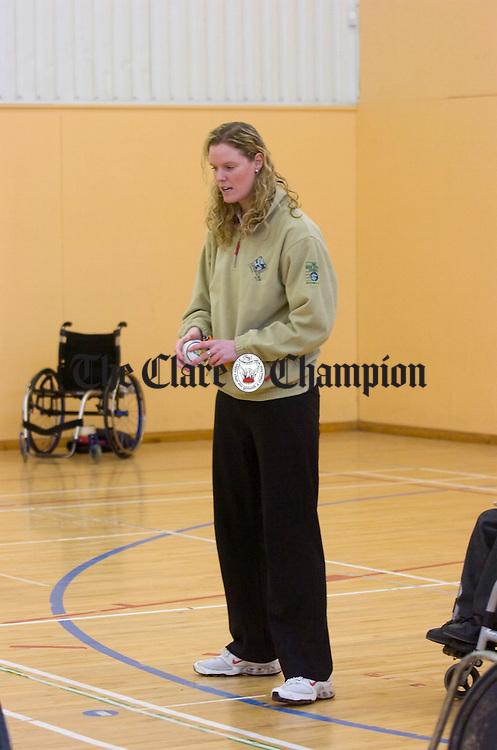 Disability Awareness Flannans.Pic Arthur Ellis.