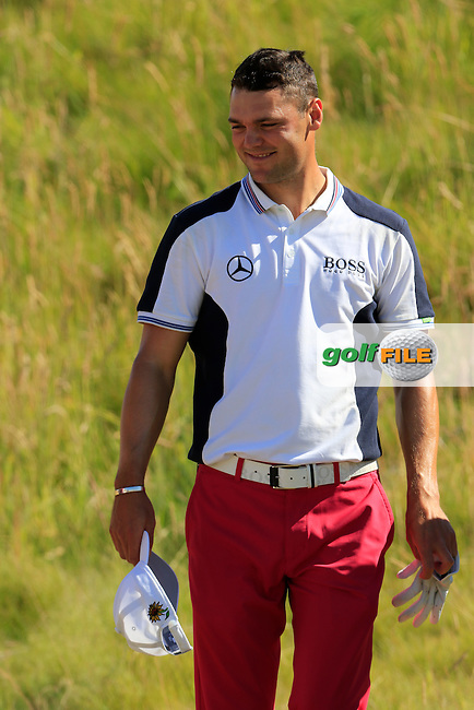 Martin Kaymer (GER) at the 7th tee during Friday's Round 2 of the 2015 U.S. Open 115th National Championship held at Chambers Bay, Seattle, Washington, USA. 6/20/2015.<br /> Picture: Golffile | Eoin Clarke<br /> <br /> <br /> <br /> <br /> All photo usage must carry mandatory copyright credit (&copy; Golffile | Eoin Clarke)