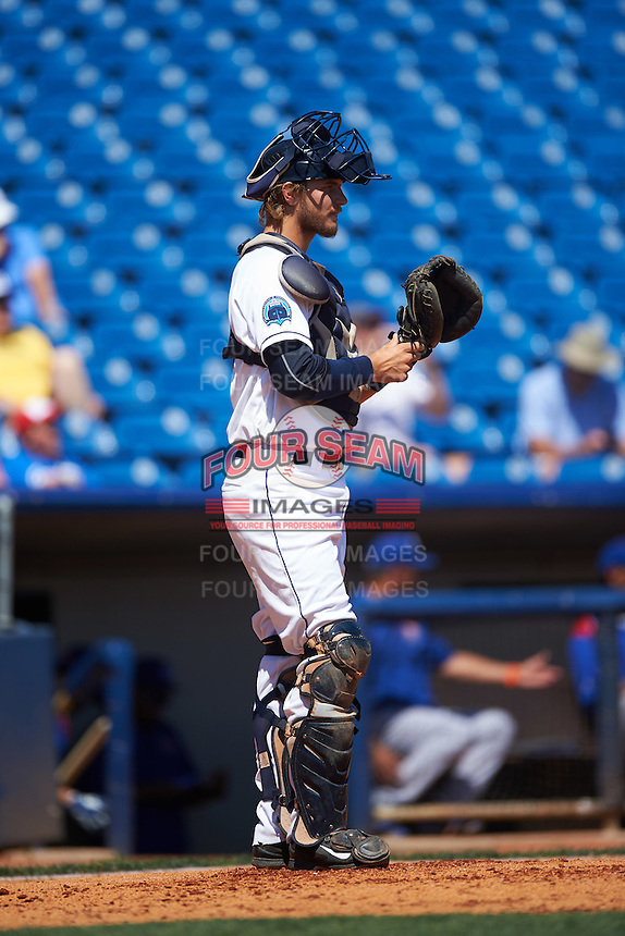 Lake County Captains Martin Cervenka (13) during a game against the South Bend Cubs on July 27, 2016 at Classic Park in Eastlake, Ohio.  Lake County defeated South Bend 5-4.  (Mike Janes/Four Seam Images)