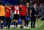 Athletic Club de Bilbao's Oscar De Marcos during La Liga match. Aug 24, 2019. (ALTERPHOTOS/Manu R.B.)