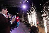 Encendio de Arbol navideño 2012 PARTE 2