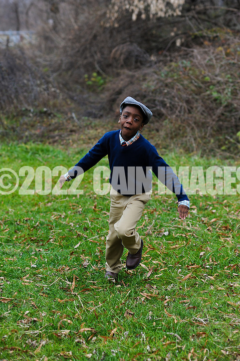 PHILADELPHIA, PA - DECEMBER 17:  Keziah and family are photographed December 17, 2011 in Newtown Square, Pennsylvania. (Photo by William Thomas Cain/cainimages.com)
