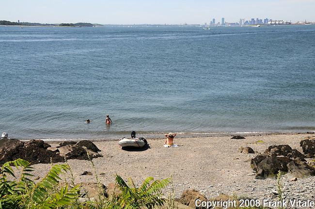 Calf Island, Boston Harbor Islands