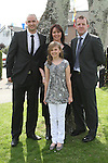 Lyndsie, Andrew, Ellen and Wesley Hagemanat at Lyndsie's Confirmation in Laytown Church...Photo NEWSFILE/Jenny Matthews.(Photo credit should read Jenny Matthews/NEWSFILE)....This Picture has been sent you under the condtions enclosed by:.Newsfile Ltd..The Studio,.Millmount Abbey,.Drogheda,.Co Meath..Ireland..Tel: +353(0)41-9871240.Fax: +353(0)41-9871260.GSM: +353(0)86-2500958.email: pictures@newsfile.ie.www.newsfile.ie.FTP: 193.120.102.198.