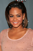 WEST HOLLYWOOD - NOV 8: Christina Milian at the NBC's 'The Voice' Season 3 at House of Blues Sunset Strip on November 8, 2012 in West Hollywood, California.  Credit: MediaPunch Inc. /NortePhoto.com