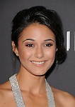 Emmanuelle Chriqui at The 11th Annual Costume Designers Guild Awards held at The Beverly Regent Hotel in Beverly Hills, California on February 17,2009                                                                     Copyright 2009 RockinExposures