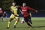 Redbridge FC v Croydon Athletic 01 Nov 2011 London Senior Cup Round 4