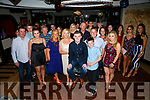 Adam Barrett, Tralee celebrates his 21st Birthday with family and friends at Benners Hotel on Saturday