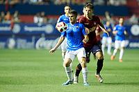 Olavide (midfielder; CA Osasuna) during the Spanish <br /> la League soccer match between CA Osasuna and CF Reus at Sadar stadium, in Pamplona, Spain, on Wednesday, September 12, 2018.