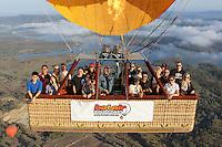 20141115 November 15 Hot Air Balloon Gold Coast