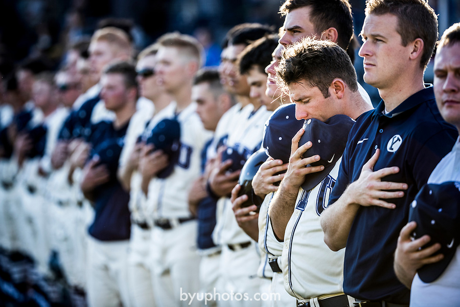 _E2_1173<br /> <br /> 17BSB vs UC Santa Barbara<br /> <br /> March 9, 2017<br /> <br /> Photography by Nate Edwards/BYU<br /> <br /> © BYU PHOTO 2016<br /> All Rights Reserved<br /> photo@byu.edu  (801)422-7322
