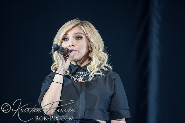Pentatonix performs at Xfinity Center, Mansfield, Massachusetts July 12 2015