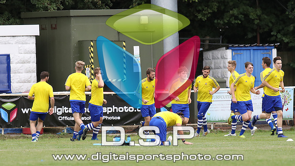 Brockenhurst FC Development VS Downton FC Reserves During Wyvern Combination League Division 1 Fixture. Photo by: Stephen Smith.<br /> <br /> Saturday 17th September 2016 - Grigg Lane, Brockenhurst, Hampshire, United Kingdom.
