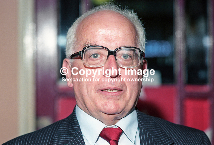 Kevin McNamara, MP, Labour Party, UK, 19901001007.<br />