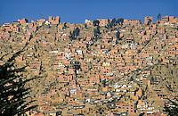 El Alto, La Paz, Bolivia, 1999.