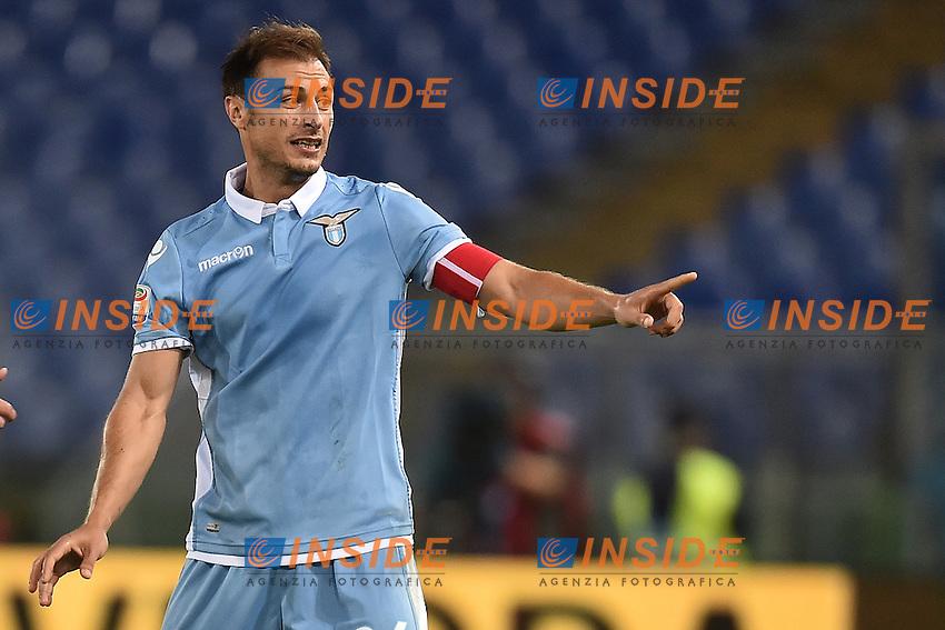 Stefan Radu Lazio <br /> Roma 17-09-2016 Stadio Olimpico  <br /> Football Calcio Serie A <br /> Lazio - Pescara <br /> Foto Andrea Staccioli / Insidefoto