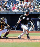 Gavin Sheets - Chicago White Sox 2020 spring training (Bill Mitchell)