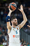 Real Madrid Rudy Fernandez during Turkish Airlines Euroleague match between Real Madrid and Brose Bamberg at Wizink Center in Madrid, Spain. April 06, 2018. (ALTERPHOTOS/Borja B.Hojas)