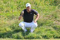 Chris Wood (ENG) on the 14th during Round 3 of the HNA Open De France at Le Golf National in Saint-Quentin-En-Yvelines, Paris, France on Saturday 30th June 2018.<br /> Picture:  Thos Caffrey | Golffile