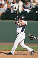 June 5, 2010: Cory Hindel of Kent State during NCAA Regional game against UC Irvine at Jackie Robinson Stadium in Los Angeles,CA.  Photo by Larry Goren/Four Seam Images