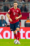 06.10.2018, Allianz Arena, Muenchen, GER, 1.FBL,  FC Bayern Muenchen vs. Borussia Moenchengladbach, DFL regulations prohibit any use of photographs as image sequences and/or quasi-video, im Bild Niklas Suele (FCB #4) <br /> <br />  Foto &copy; nordphoto / Straubmeier