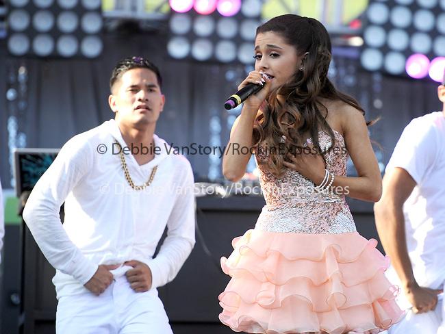 Ariana Grande at The 2013 KIIS FM Wango Tango held at The Home Depot Center in Carson, California on May 11,2009                                                                   Copyright 2013 DVS / RockinExposures