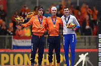 ISU World Single Distances Championships Inzell 100219, Jorrit Bergsma, ©photo Martin de Jong