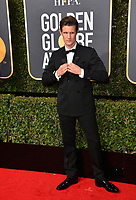 Matt Smith at the 75th Annual Golden Globe Awards at the Beverly Hilton Hotel, Beverly Hills, USA 07 Jan. 2018<br /> Picture: Paul Smith/Featureflash/SilverHub 0208 004 5359 sales@silverhubmedia.com