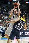 20170331. Euroleague 2016/2017. Real Madrid v Fenerbahce Istambul.