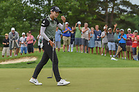Sung Hyun Park (KOR) bursts into tears after winning the 2018 KPMG Women's PGA Championship, Kemper Lakes Golf Club, at Kildeer, Illinois, USA. 7/1/2018.<br /> Picture: Golffile | Ken Murray<br /> <br /> All photo usage must carry mandatory copyright credit (&copy; Golffile | Ken Murray)