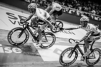 Kenny De Ketele (BEL/SportVlaanderen-Baloise) &amp; Robbe Ghys (BEL/SportVlaanderen-Baloise)<br /> <br /> Lotto 6daagse Vlaanderen-Gent 2018 / Gent6<br /> day 5