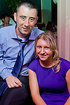 Johnny and Laura in Barroco..Picture: Shane Maguire / www.newsfile.ie.