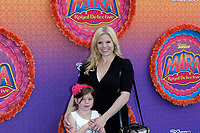 "LOS ANGELES - MAR 7:  Viola Philomena Gallagher, Megan Hilty at the Premiere Of Disney Junior's ""Mira, Royal Detective"" at the Disney Studios on March 7, 2020 in Burbank, CA"
