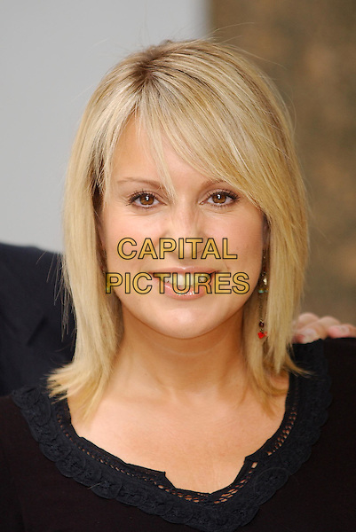 "NICKI CHAPMAN.""Pop Idol"" TV program judges photocall.nikki nicky nikky headshot, portrait.sales@capitalpictures.com.www.capitalpictures.com.©Capital Pictures"