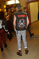 BLACKPOOL, ENGLAND - AUGUST 6: Festival Goer at Rebellion Festival, Winter Gardens on August 6, 2017 in Blackpool, England.<br /> CAP/MAR<br /> &copy;MAR/Capital Pictures