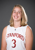 Mikaela Ruef of the Stanford basketball team.