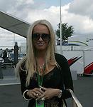 Formel 1  - Großer Preis von Europa - 2007<br /> Sonntag-Rennen<br /> Cora Schumacher<br /> <br /> Foto © nph (  nordphoto )