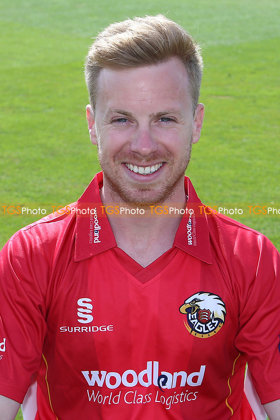 Adam Wheater of Essex in Royal London Cup kit during the Essex CCC Press Day at The Cloudfm County Ground on 5th April 2017